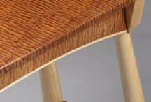Wood Furniture with Unique Woods