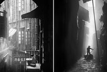 Lovely environments / A collection of well-photographed environments.