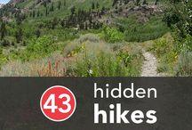 Hiking trails / by Pat Bishop