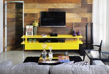 Decor - Sala de Estar / Salas de Estar e Home Theater