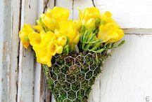 Blomster og Utemiljø