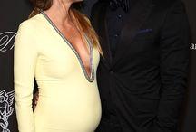klänning gravid