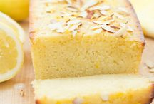 Delicious bakes! / I love baking these are some great ideas for you.
