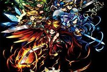 Brave Frontier!! / Photos of cool looking units and fan art of Brave Frontier!!