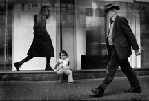 B/W Street Photography