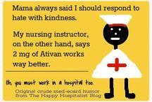 Nurse / by Sara Widener