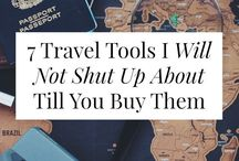 Travel Accessories and Gadgets / All the products that can make traveling easier and better. Must have items for traveling.