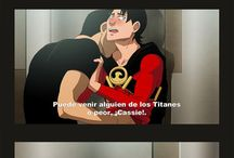 ❤ Hero and Cartoon BL ❤