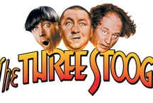 The Three Stooges The Movie / April 13, 2012 Cast:  Sean Hayes, Will Sasso, Chris Diamantopoulos, Jane Lynch, Jennifer Hudson, Sofia Vergara, Craig Bierko  Left on a nun's doorstep, Larry, Curly and Moe grow up finger-poking, nyuk-nyuking and woo-woo-wooing their way to uncharted levels of knuckleheaded misadventure.  Out to save their childhood home, only The Three Stooges could become embroiled in an oddball murder plot…while also stumbling into starring in a phenomenally successful TV reality show.