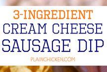 Food: Dips & Sauces recipes