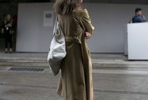 Live trench coats