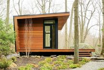 Tiny homes / Small houses and cabins