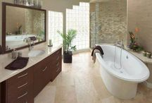 Bathroom Ideas / by Cindy Miller