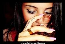 tattoos / by tara jones