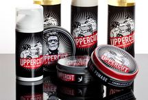 Uppercut  / Cool hair products and barberossa