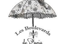 Cipő, esernyő, kalap