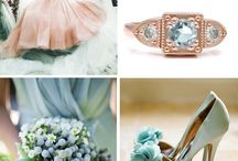 Spring Wedding Inspiration / Inspiration, colors, décor and other ideas for a fantastic spring wedding.