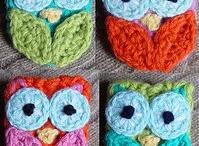 crochet: Home/decor/gifts / by Erin Apodaca