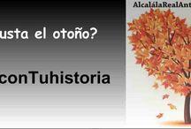 #otoñoconTuhistoria
