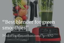 """Green smoothies"""