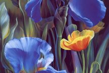 Çiçek / Resim