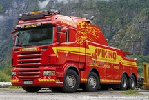 scania.volvo.man bärningsbilar