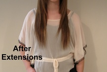 Colleyville, Texas Hair extensions-Clip Ins / Hair Extensions shown here are Clip-Ins. Other options also available are Cold Fusion, Hot Fusion, and Micro Bead