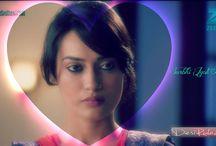 Qubool hai 2 / Editing pics Of Surbhi Jyoti