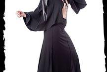 Queen of Darkness / Gothic, dark fashion