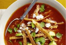 Food - Soups on! / by Terilee Huff