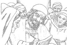 Zacharias en Elisabeth (zechariah and Elisabeth)
