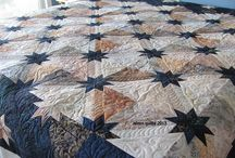 Hunter's Star Quilts