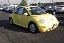 VW new beetle