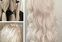 Platinum hair!! ❤️❤️