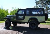Jeeps / 1986 Jeep Scrambler CJ8