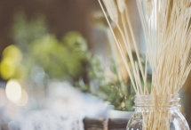 Table Decorations - rustic