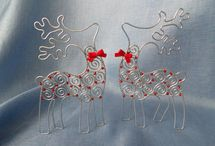 Christmas Wire & Beads