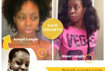Healthy Hair Journey