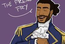 My name is Alexander Hamilton...
