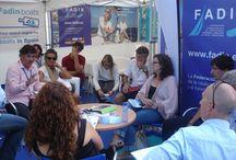 Salón Náutico Internacional de Barcelona / Del 15 al 19 de Octubre de 2014 se celebró en el Port Vell de Barcelona esta 53 edición para los amantes y profesionales del sector náutico.