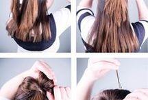 truqes para os cabelos