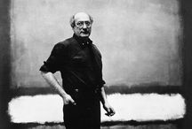 Mark Rothko American Artist / Veils of color