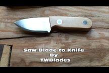 Puukko ja miekka