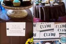 For Brady's Baby Shower / by Mary Dennis