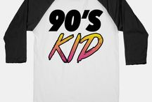 90's Kid / by Lauren Roundy