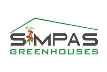 Simpas greenhouses / #greenhouses#glass#aluminium#