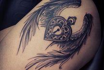 tattoo steampuk