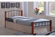 Κρεβάτι Paloma Black E8022 212X107X72 cm