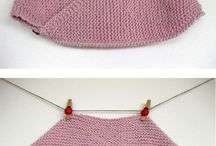 Baby and toddlers knits