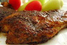 Shrimp/Fish Recipes